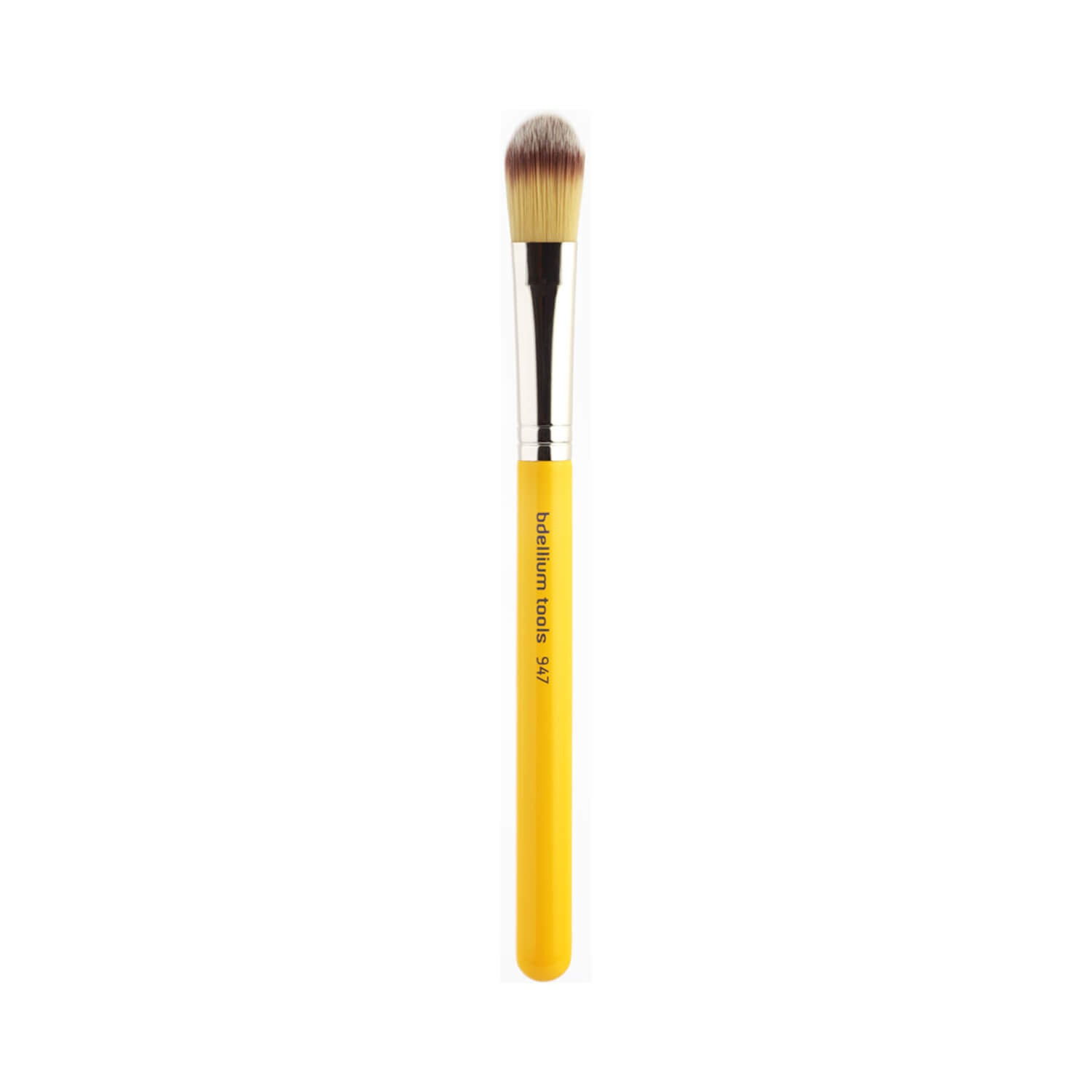 BDellium Tools Studio Line 947 Small Foundation Brush Yellow