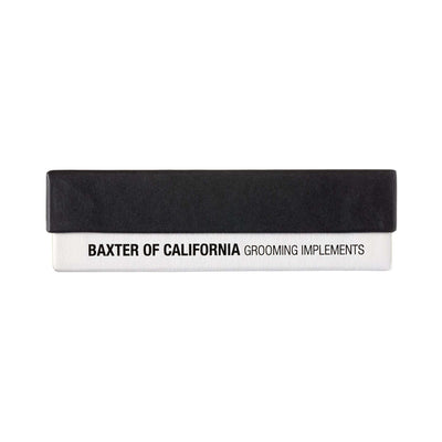 Baxter of California Traditional Safety Razor for Wet Shaving Side