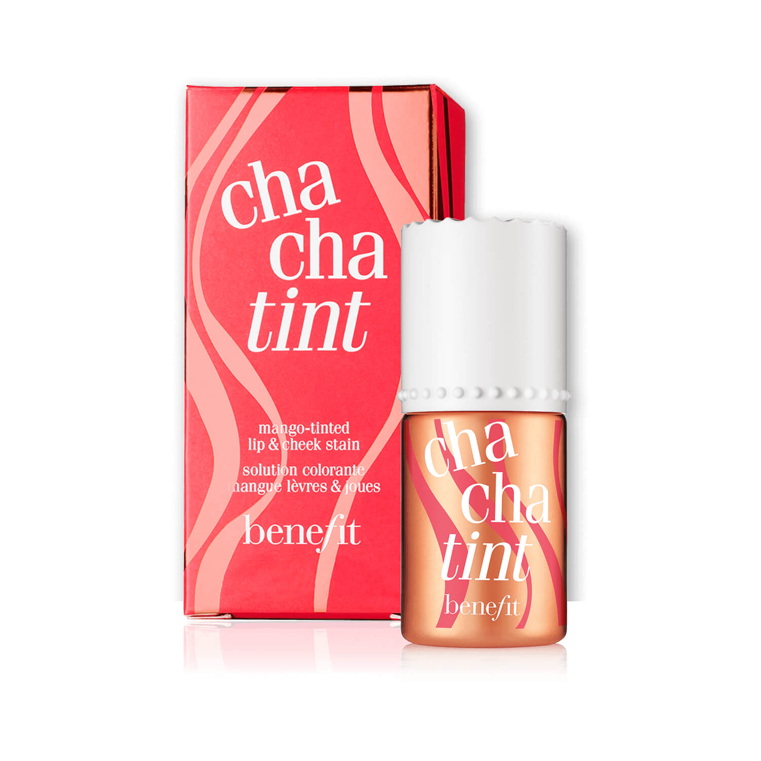 Benefit Cosmetics ChaChaTint Cheek Lip Stain