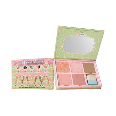 Benefit Cosmetics Cheekleaders Cheek Palette Pink Squad