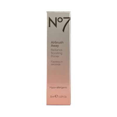 Boots No7 Airbrush Away Radiance Boosting Primer 30ml