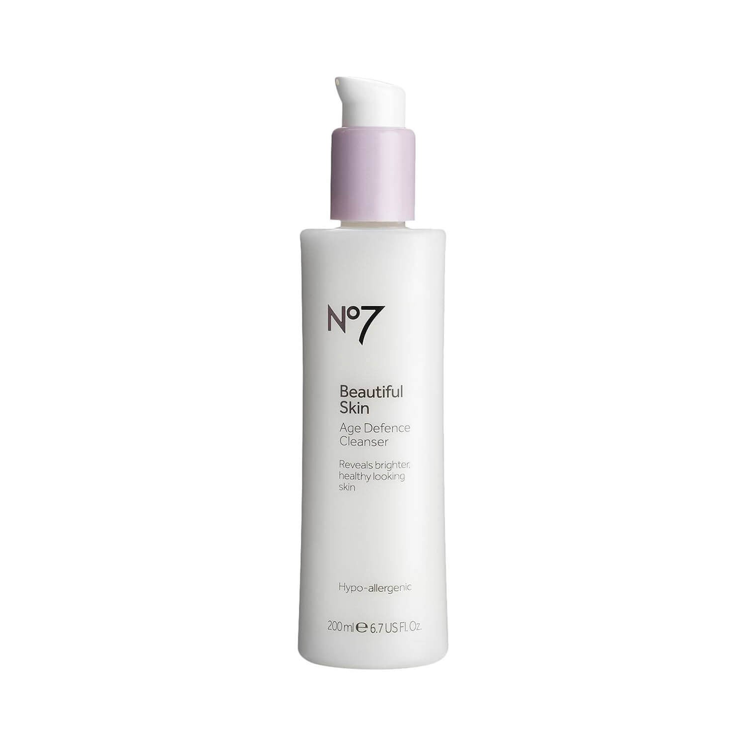 Boots No7 Beautiful Skin Age Defence Cleanser