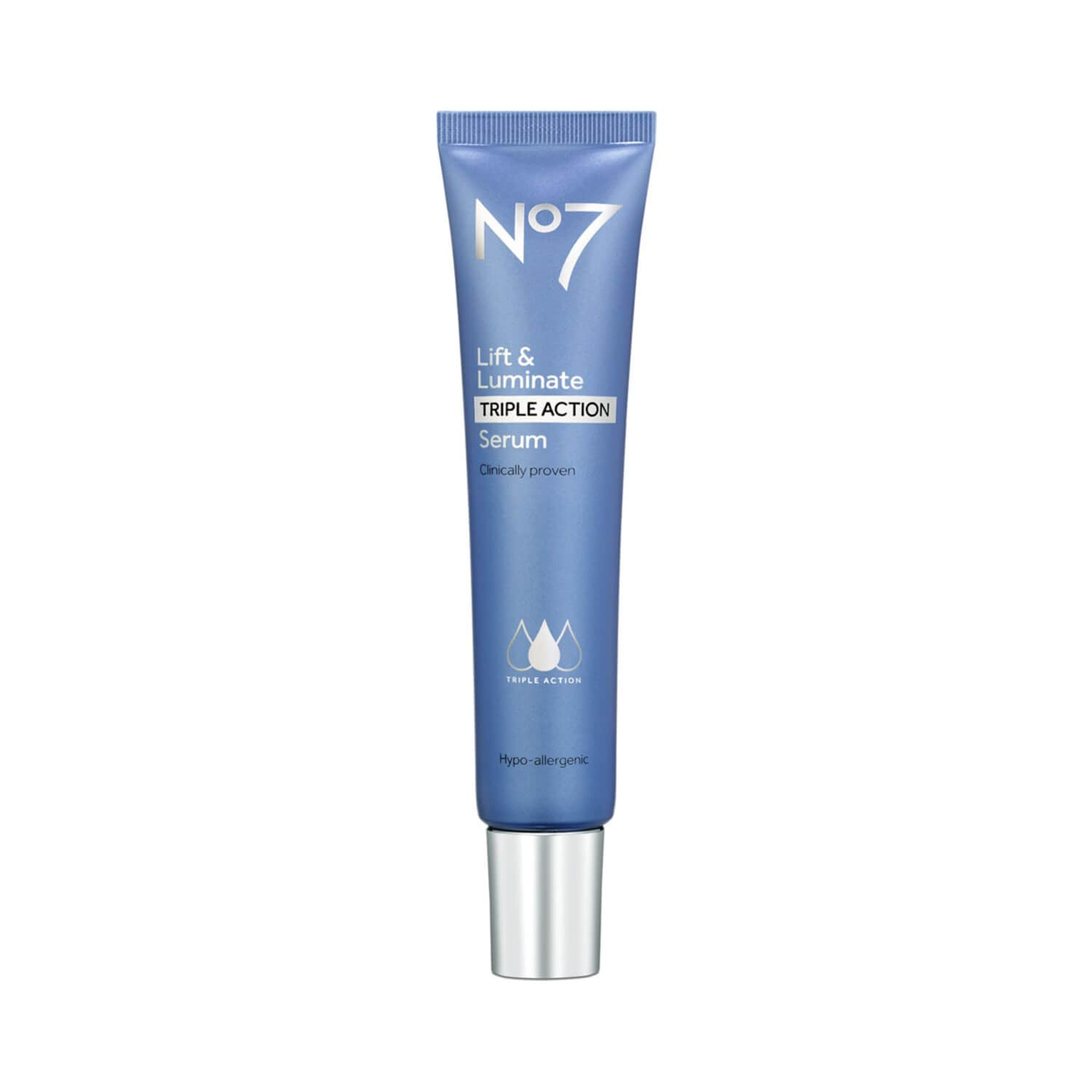 Boots No7 Lift Luminate Triple Action Serum 50ml