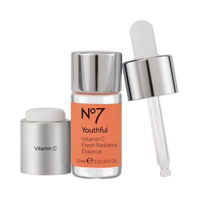 Boots No7 Youthful Vitamin C Fresh Radiance Essence 10ml