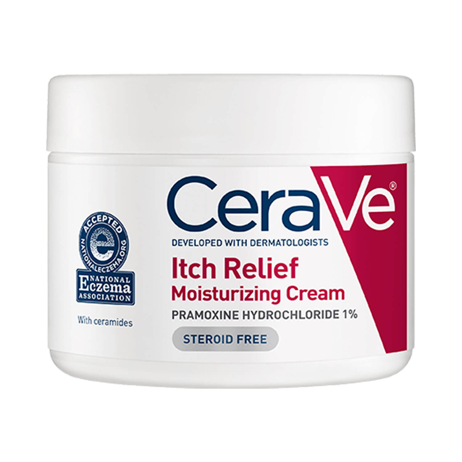 CeraVe Itch Relief Moisturizing Cream 340g