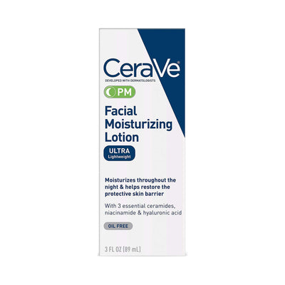 CeraVe PM Facial Moisturizing Lotion 89ml