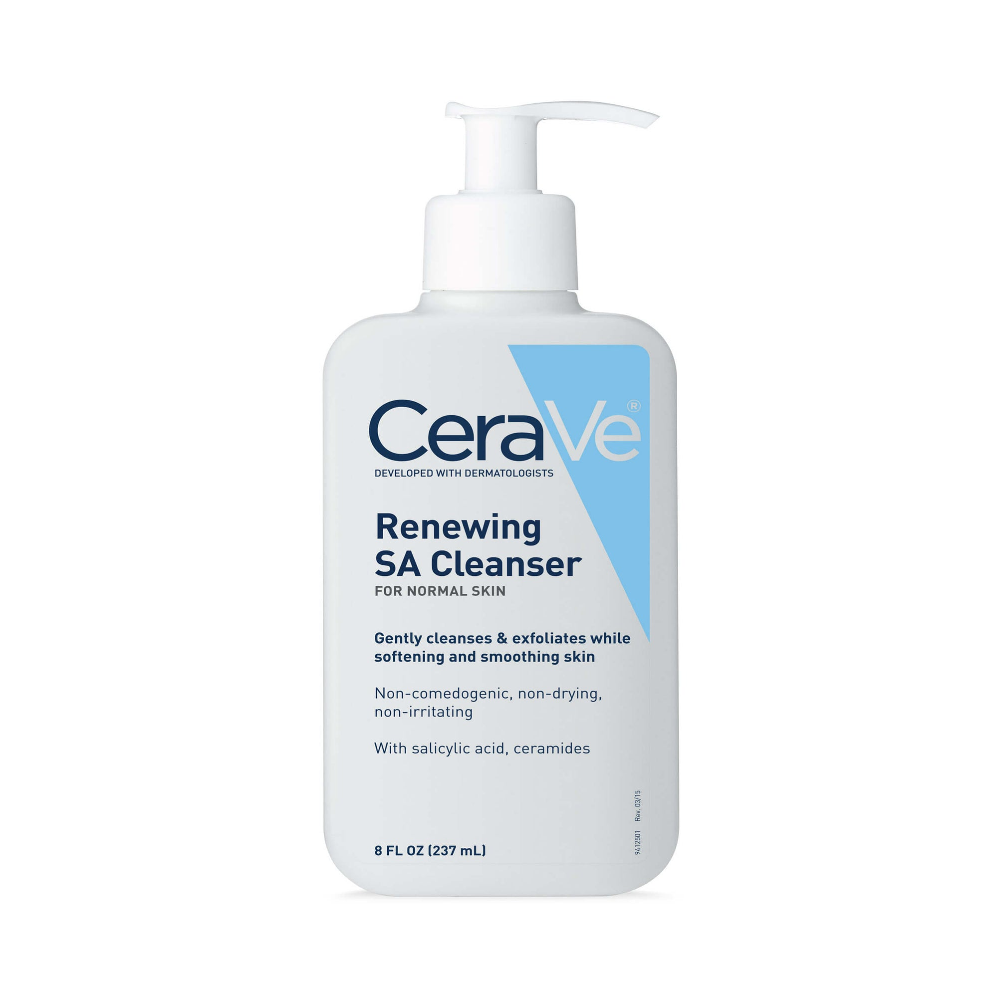 CeraVe Renewing SA Cleanser for Rough and Bumpy Skin 237ml