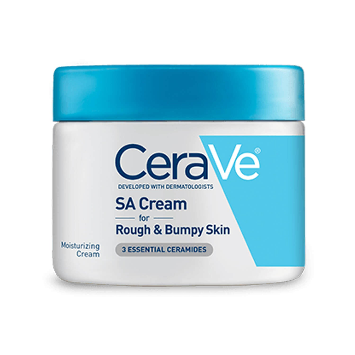 CeraVe SA Cream for Rough & Bumpy Skin 340g
