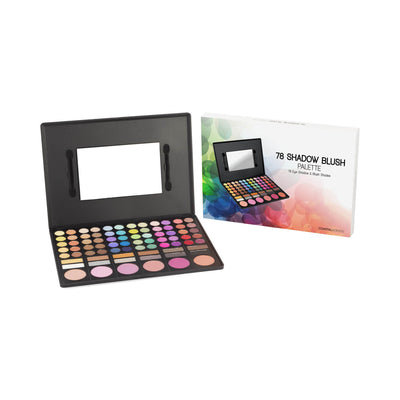 Coastal Scents 78 Shadow Blush Palette Package