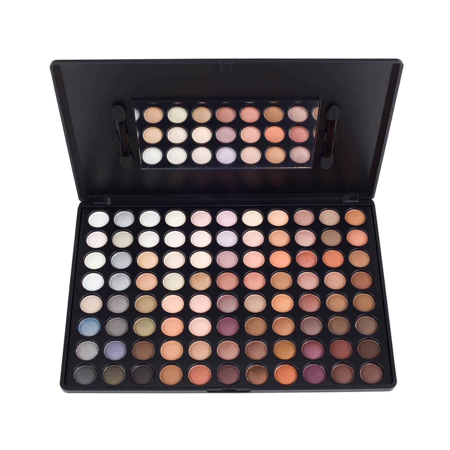 Coastal Scents 88 Warm Eyeshadow Palette