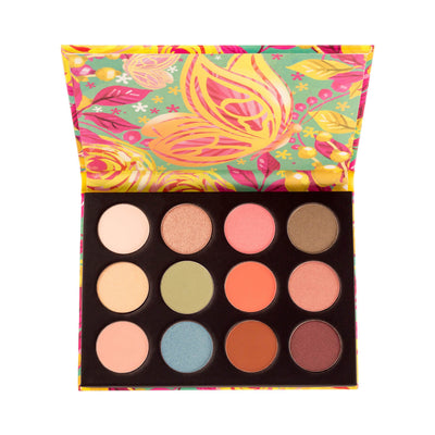 Coastal Scents Painted Lady Eyeshadow Palette