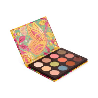 Coastal Scents - Painted Lady Eyeshadow Palette