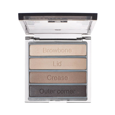Cargo Cosmetics Essential Palette cool neutral