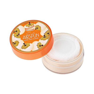 Coty Airspun Loose Face Powder Translucent 070-24 Open