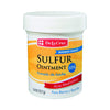 De La Cruz Sulfur Ointment Acne Medication Maximum Strength 73.7g