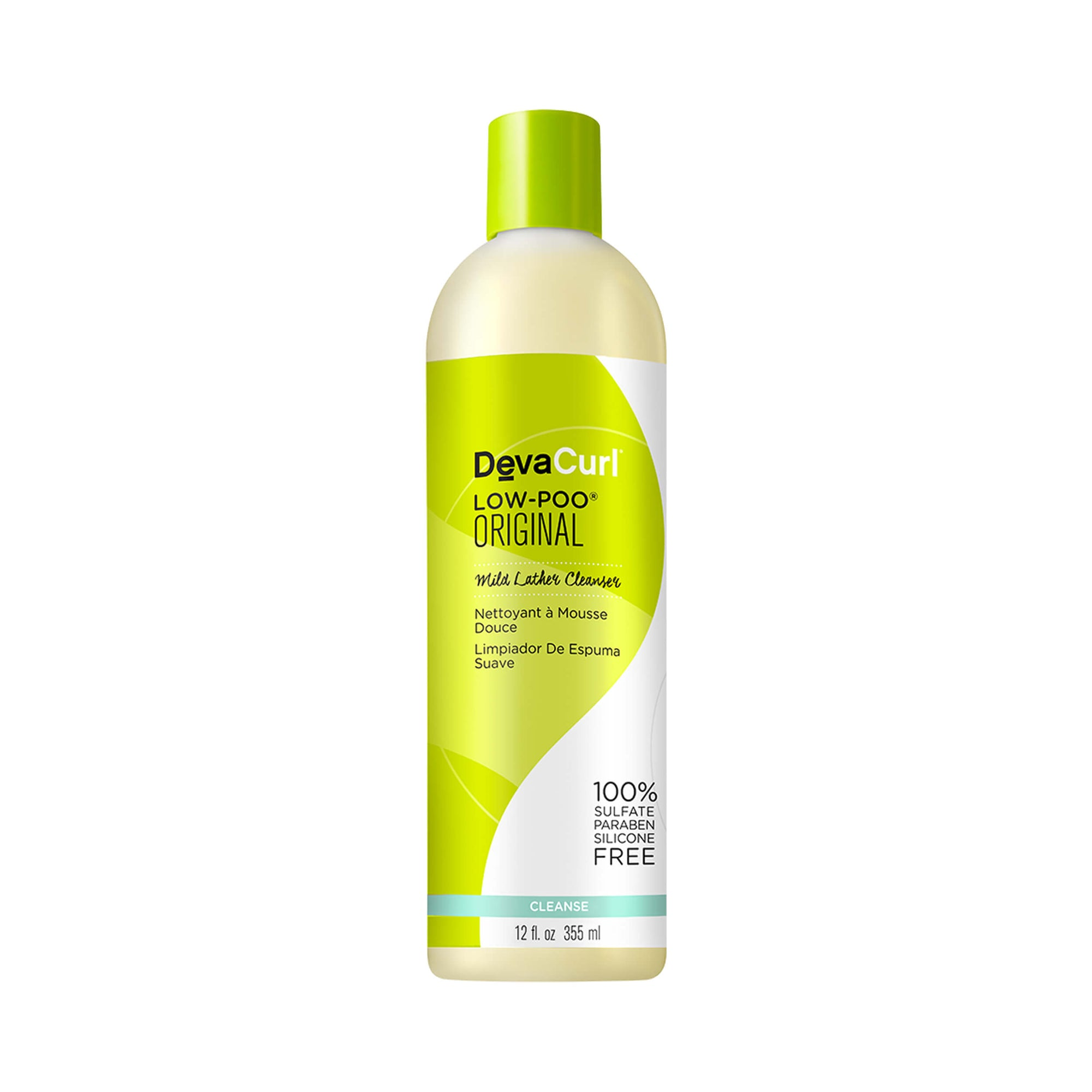 DevaCurl Low-Poo Original Mild Lather Cleanser 355 mL