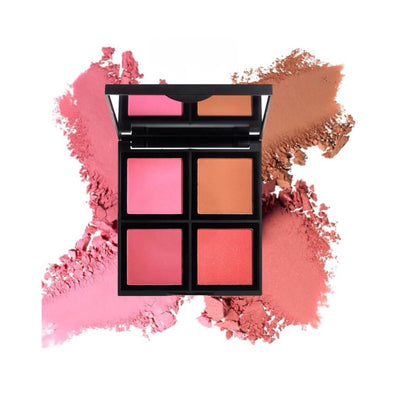 E L F Studio Blush Palette 4 Blushes