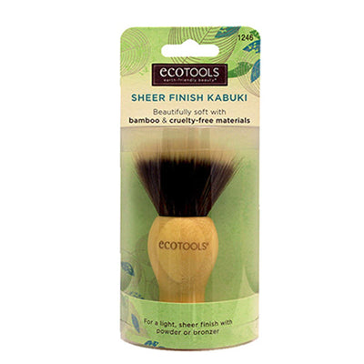 EcoTools Bamboo Sheer Finishing Kabuki