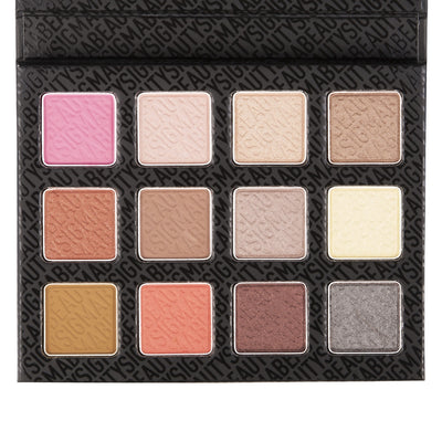 Sigma Beauty Eye Shadow Palette Brilliant & Spellbinding