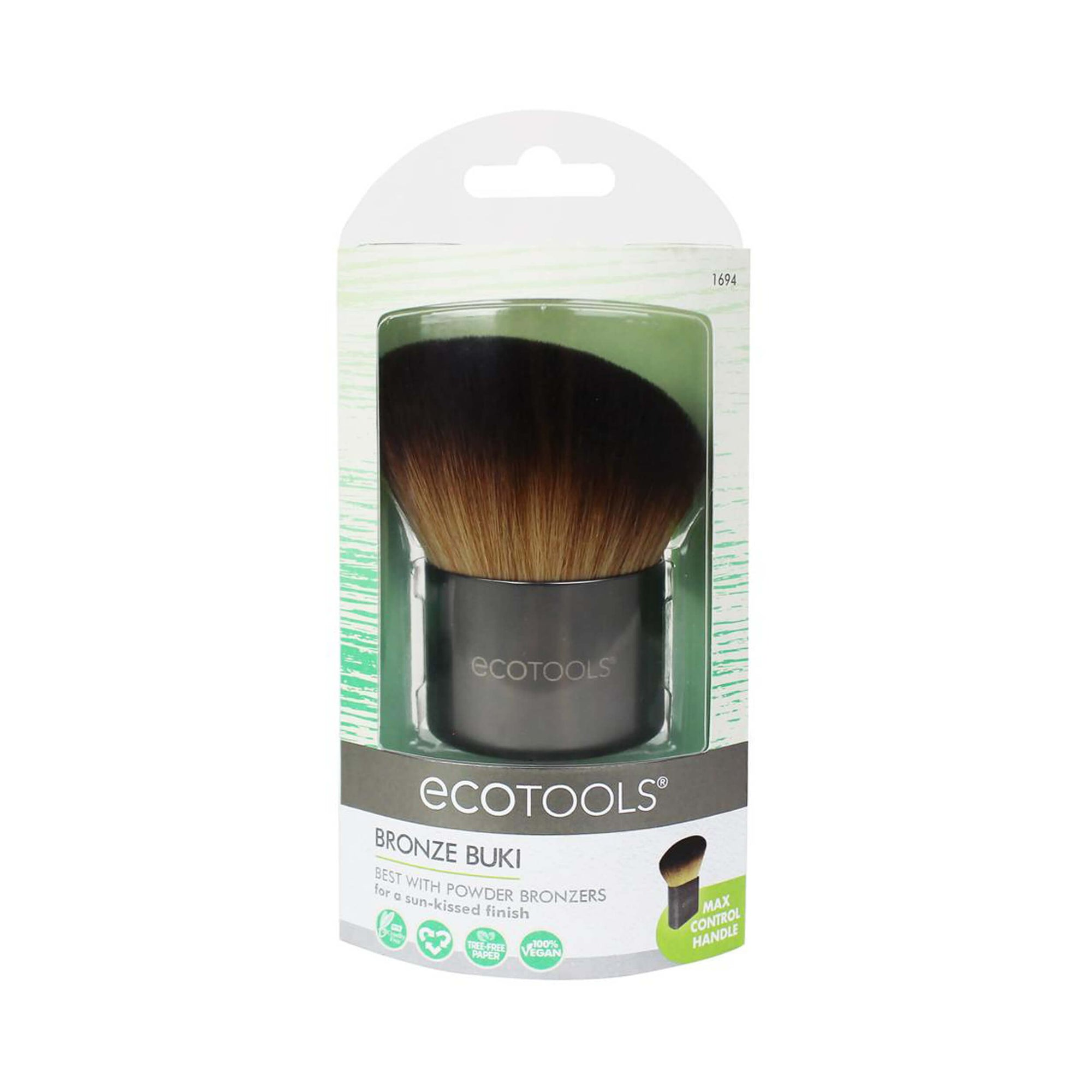 EcoTools Bronze Buki Brush