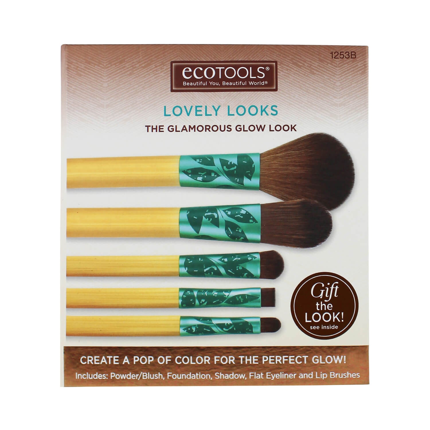 EcoTools - Lovely Looks Set - MYQT.com.au