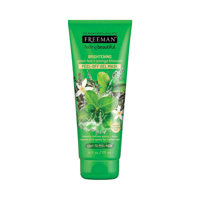 Freeman Feeling Brightening Green Tea Orange Blossom Peel-Off Gel Mask