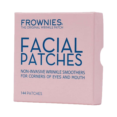 Frownies Facial Patches for Wrinkles on the Corner of Eyes Mouth (CEM)