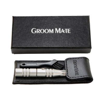 Groom Mate Platinum XL Professional Deluxe Plus Nose Ear Hair Trimmer 26470