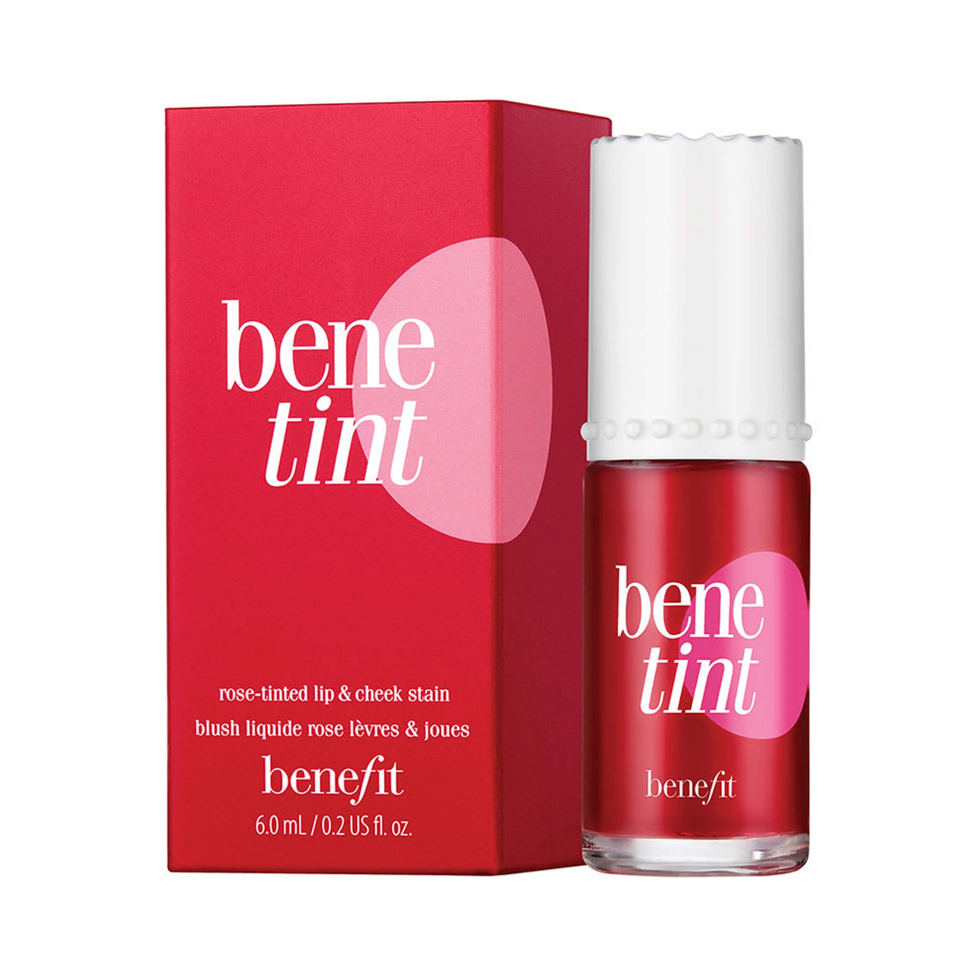 Benefit Cosmetics Benetint Cheek Lip Stain Travel Size Mini
