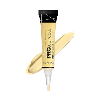 L.A Girl HD Pro Concealer Light Yellow Corrector