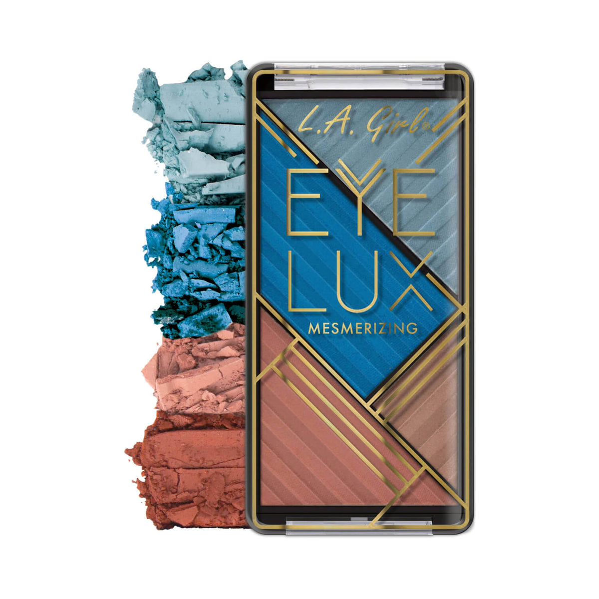 LA Girl Eye Lux Eyeshadow GES466 Tropicalize
