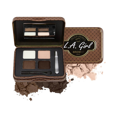 LA Girl Inspiring Brow Kit Dark and Defined