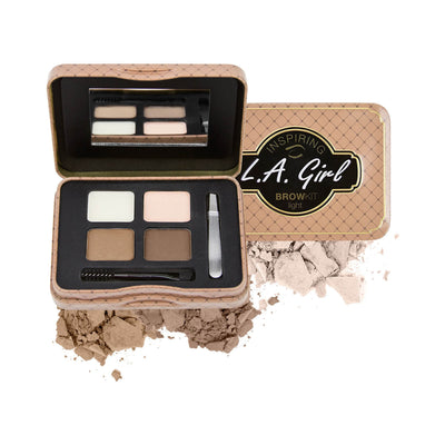 LA Girl Inspiring Brow Kit Light and Bright