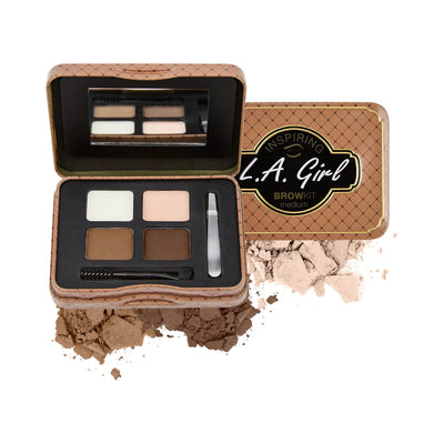 LA Girl Inspiring Brow Kit Medium and Marvelous