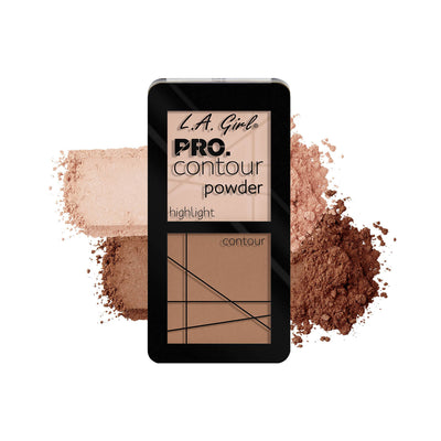 LA Girl PRO Contour Powder GCP661 Fair