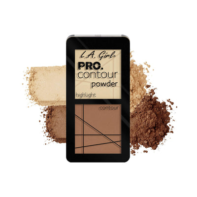 LA Girl PRO Contour Powder GCP662 Light