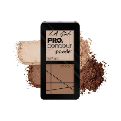 LA Girl PRO Contour Powder GCP663 Natural