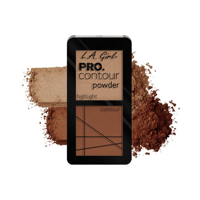 LA Girl PRO Contour Powder GCP665 Tan