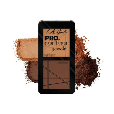 LA Girl PRO Contour Powder GCP666 Medium Deep