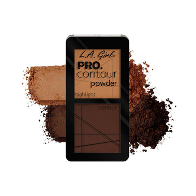 LA Girl PRO Contour Powder GCP667 Deep