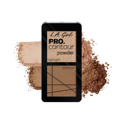 LA Girl PRO Contour Powder GCP668 Highlighter/Bronzer