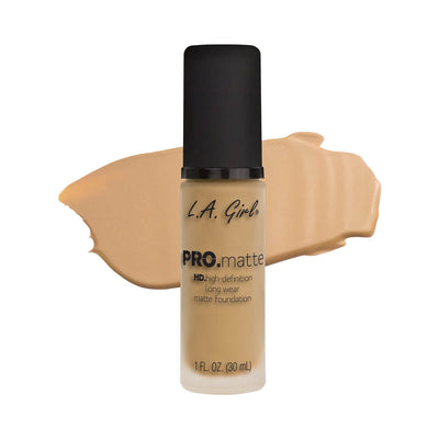 LA Girl PRO Matte Foundation Beige GLM673