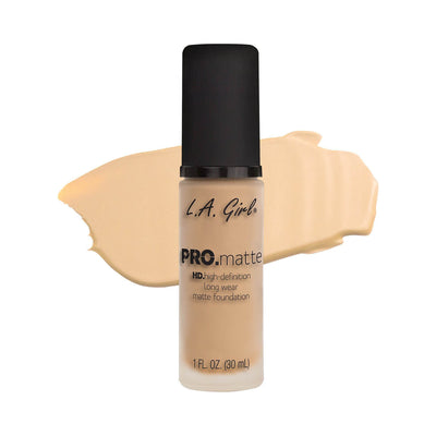 LA Girl PRO Matte Foundation Ivory GLM671