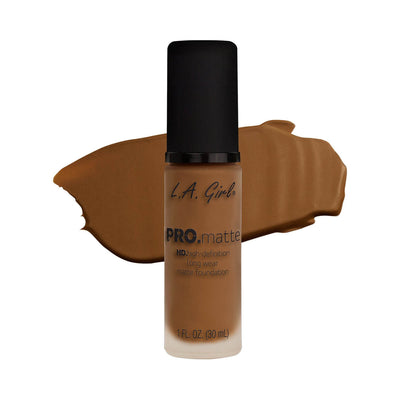 LA Girl PRO Matte Foundation Nutmeg GLM683