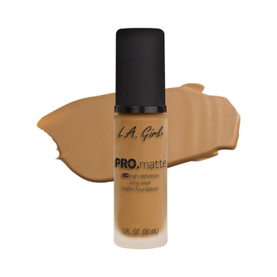 LA Girl PRO Matte Foundation Sand GLM678