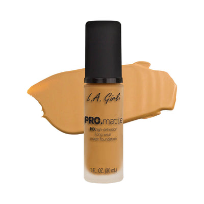 LA Girl PRO Matte Foundation Soft Honey GLM677