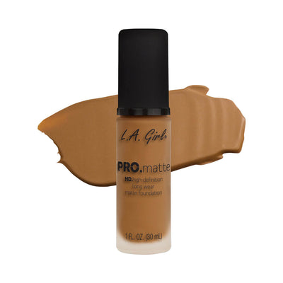 LA Girl PRO Matte Foundation Warm Sienna GLM679