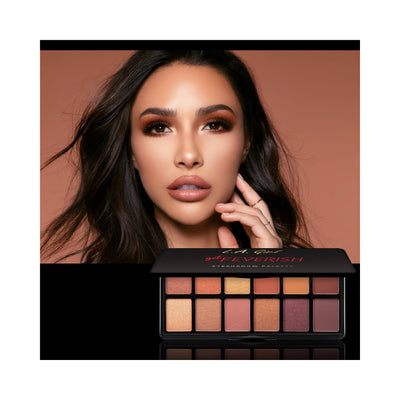 LA Girl USA Fanatic Eyeshadow Palette Get Feverish GES415