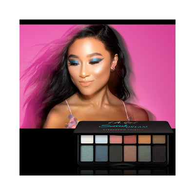 LA Girl USA Fanatic Eyeshadow Palette Surreal Dream GES416