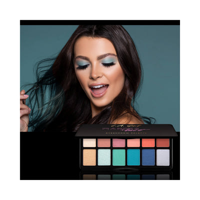 LA Girl USA Fanatic Eyeshadow Palette Wanderlust GES417